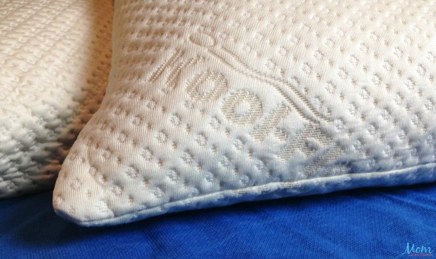 Snuggle-Pedic Adjustable Kool-Flow Pillow