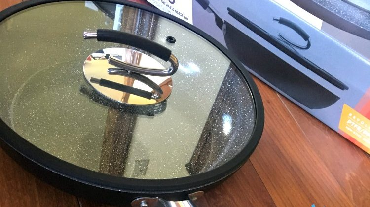 Vesuvio Frying Pan Makes Cooking Dinner A Breeze # Review #MegaChristmas17