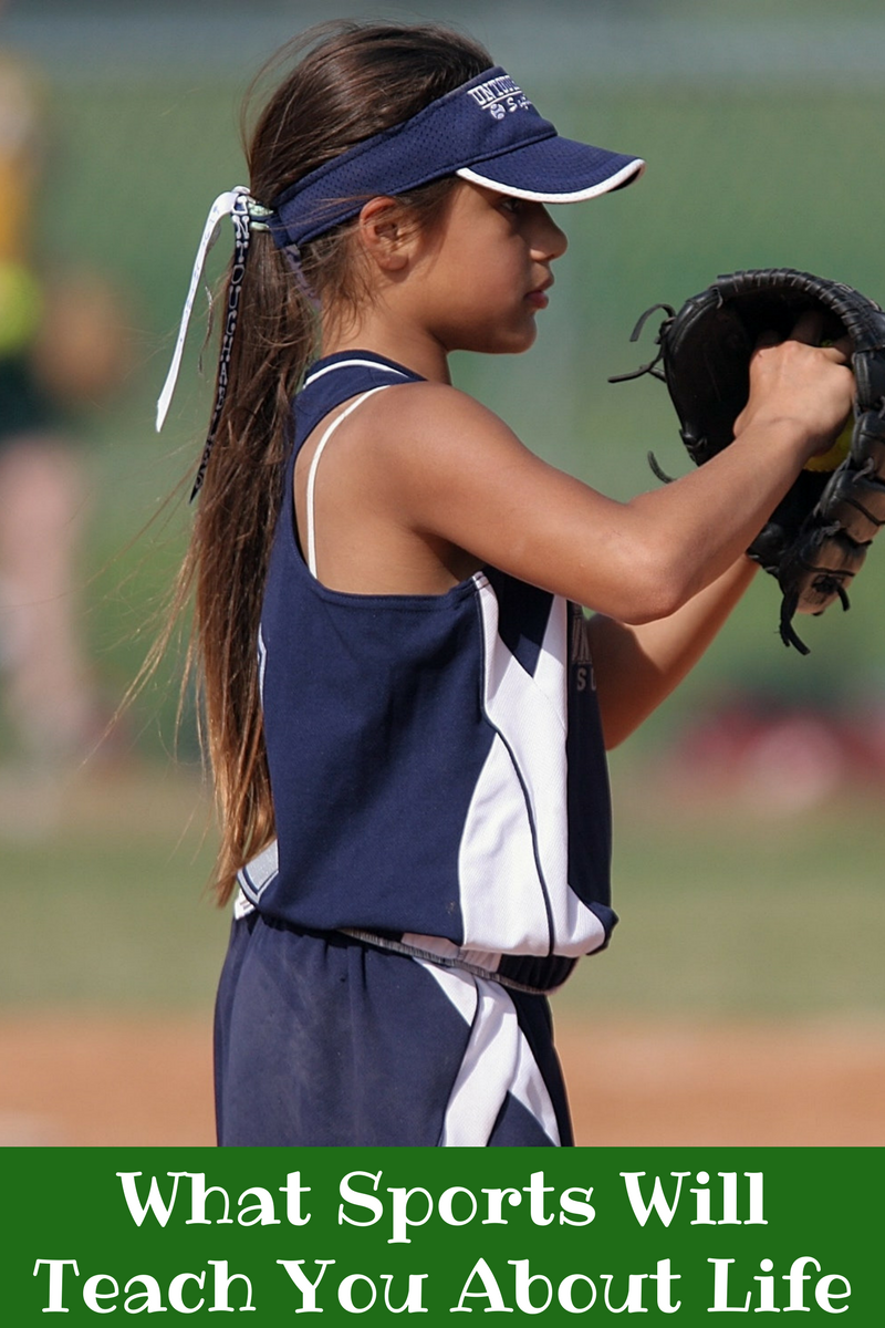 What Sports Will Teach You About Life