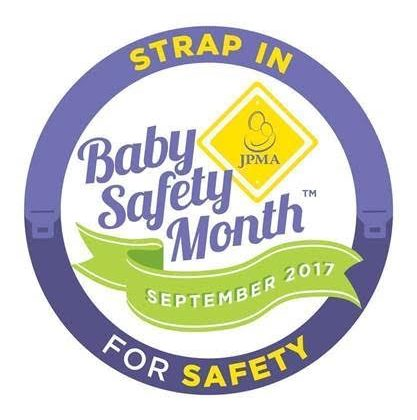 September is National Baby Safety Month #NationalBabySafetyMonth
