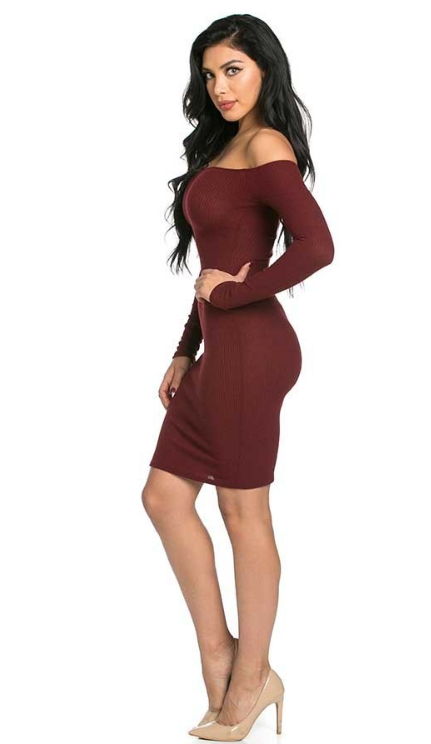 Flat dress to in bodycon how a make stomach your look
