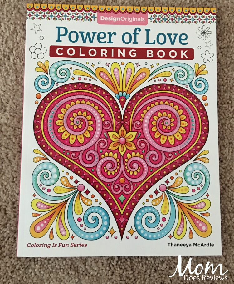Power Of Love Coloring Book From Best Selling Artist Thaneeya McArdie A Collection Fun And Whimsical Images Are Yours For