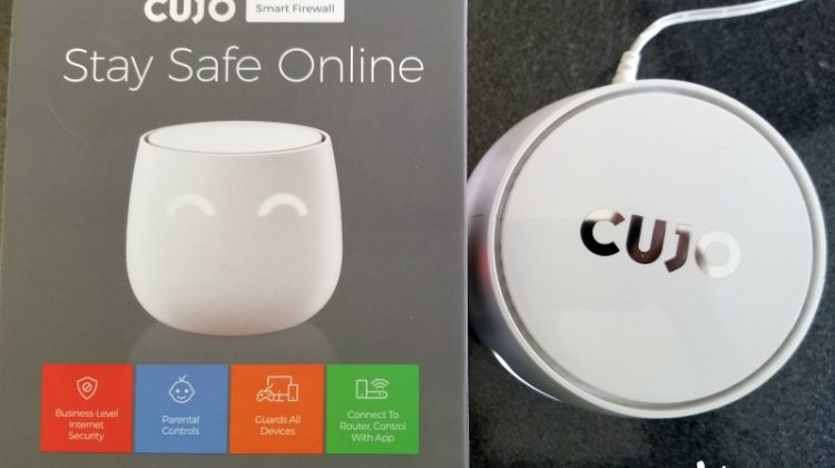 CUJO- the Smart Firewall for your Home Network @BestBuy @cujounited #CUJO
