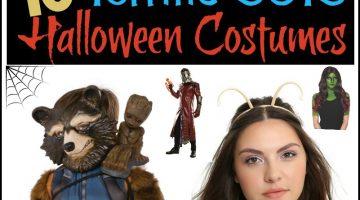 10 Terrific Guardians of the Galaxy Halloween Costumes! #GOTG2
