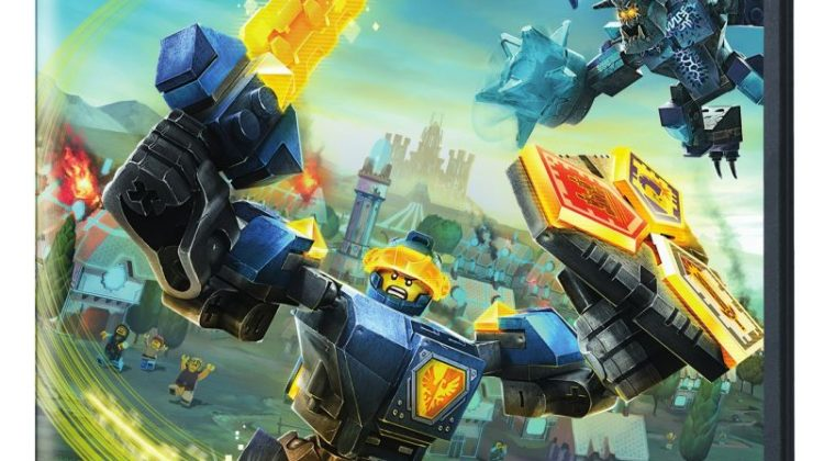 LEGO® NEXO KNIGHTS – SEASON 3 on DVD available 9/12