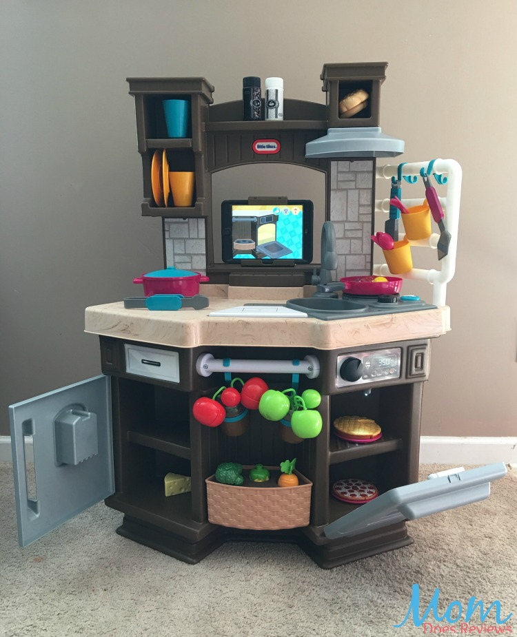Little Tikes Cook N Learn Smart Kitchen Is Such A Fun Interactive Way For Kids To Explore The Since Technology Large Part Of Interaction And
