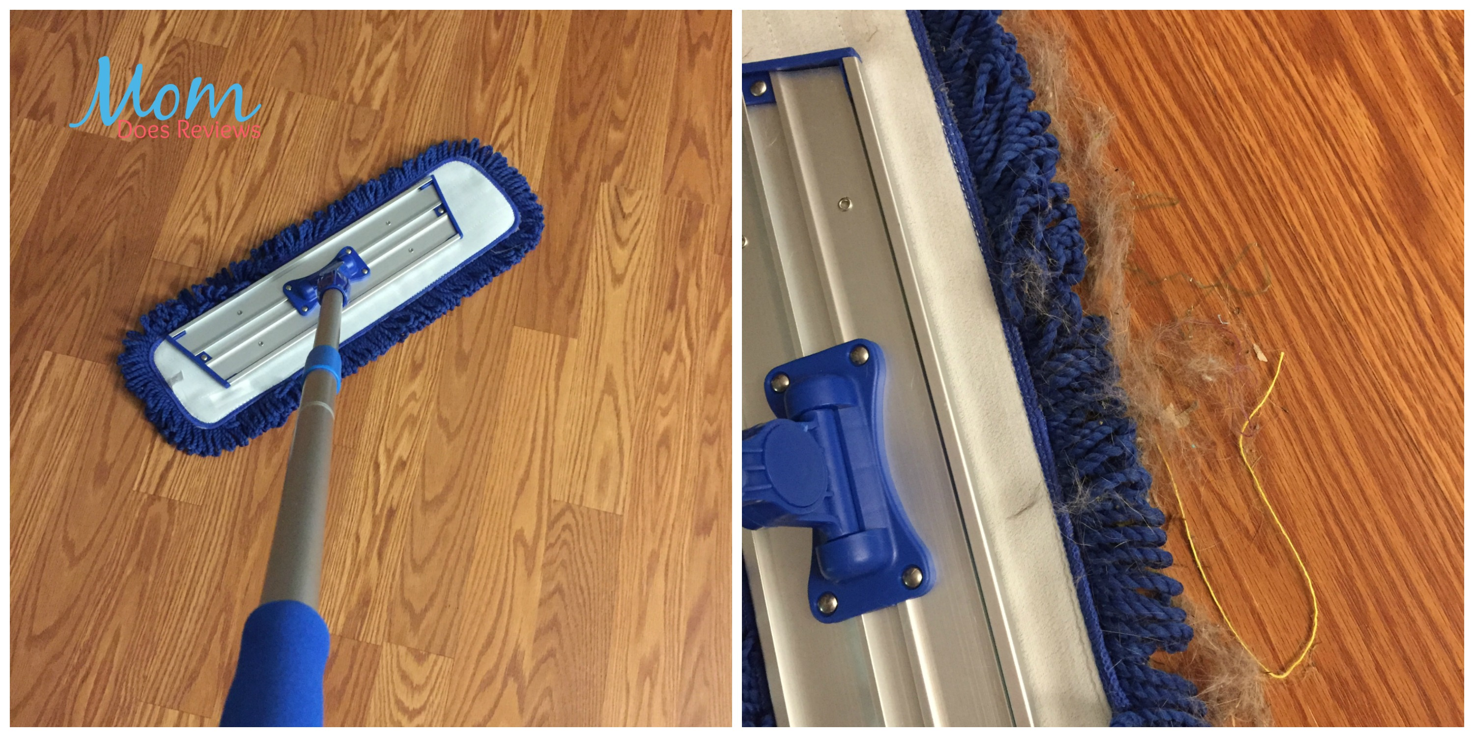 Microfiber Cleaning System Cleans Faster And Better