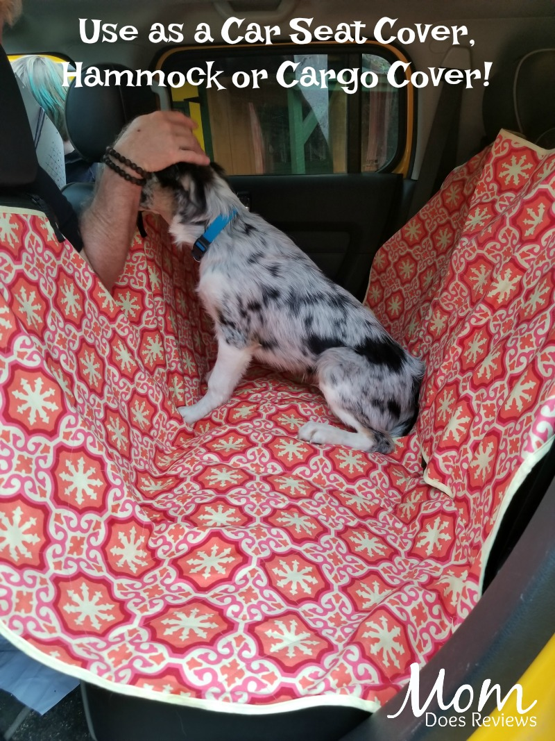 Molly mutt seat cover