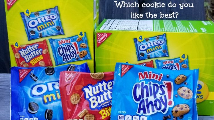 NABISCO Multipacks: Guaranteed to Make your Kids Smile at School! #WalmartSnacks2Go #MC
