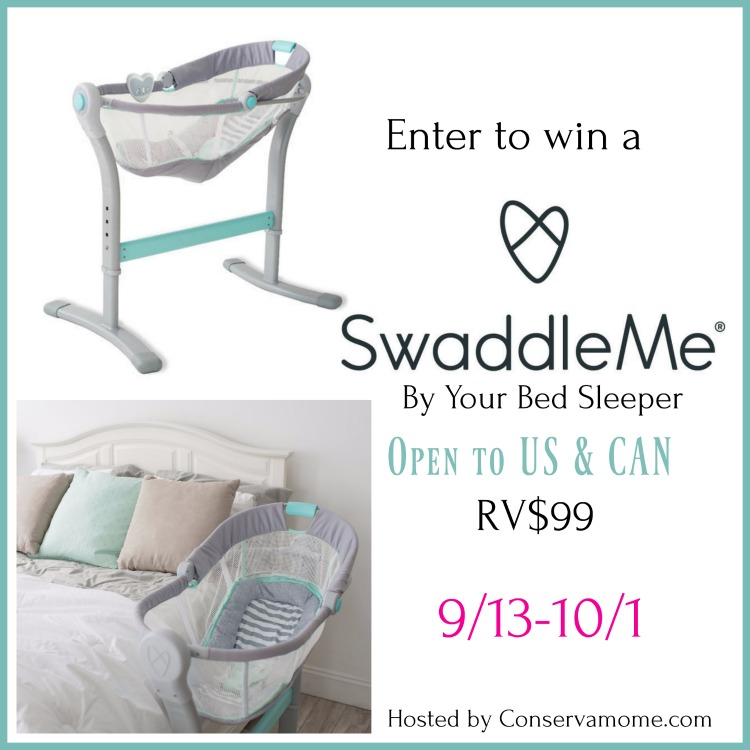 swaddle me giveaway