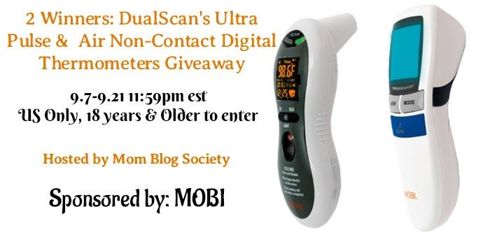 Win Dual Scan Thermometers