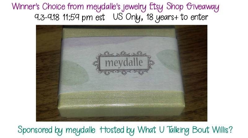 Jewelry from meydalle etsy shop