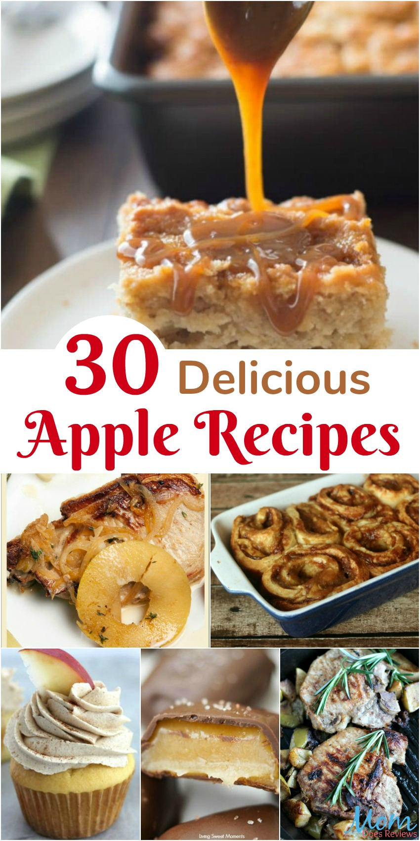 30 Delicious Apple Recipes for Fall's Apple Harvest