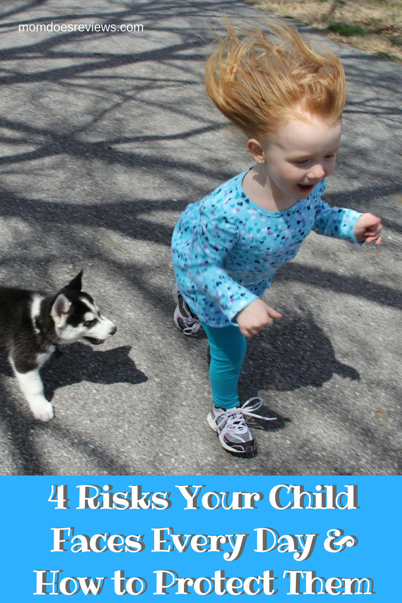 Curious Toddlers? 4 Risks Your Child Faces Every Day & How to Protect Them