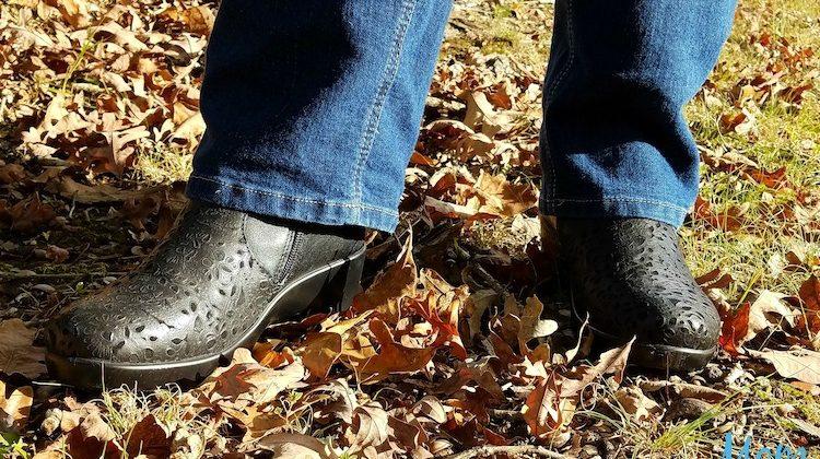 Fashionable, Supportive Alegria Boots #MEGAChristmas17