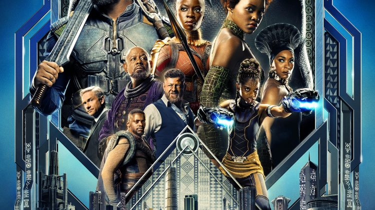Marvel Studios' BLACK PANTHER – New Trailer and Poster Now Available!!! #BlackPanther in Theaters February 16, 2018