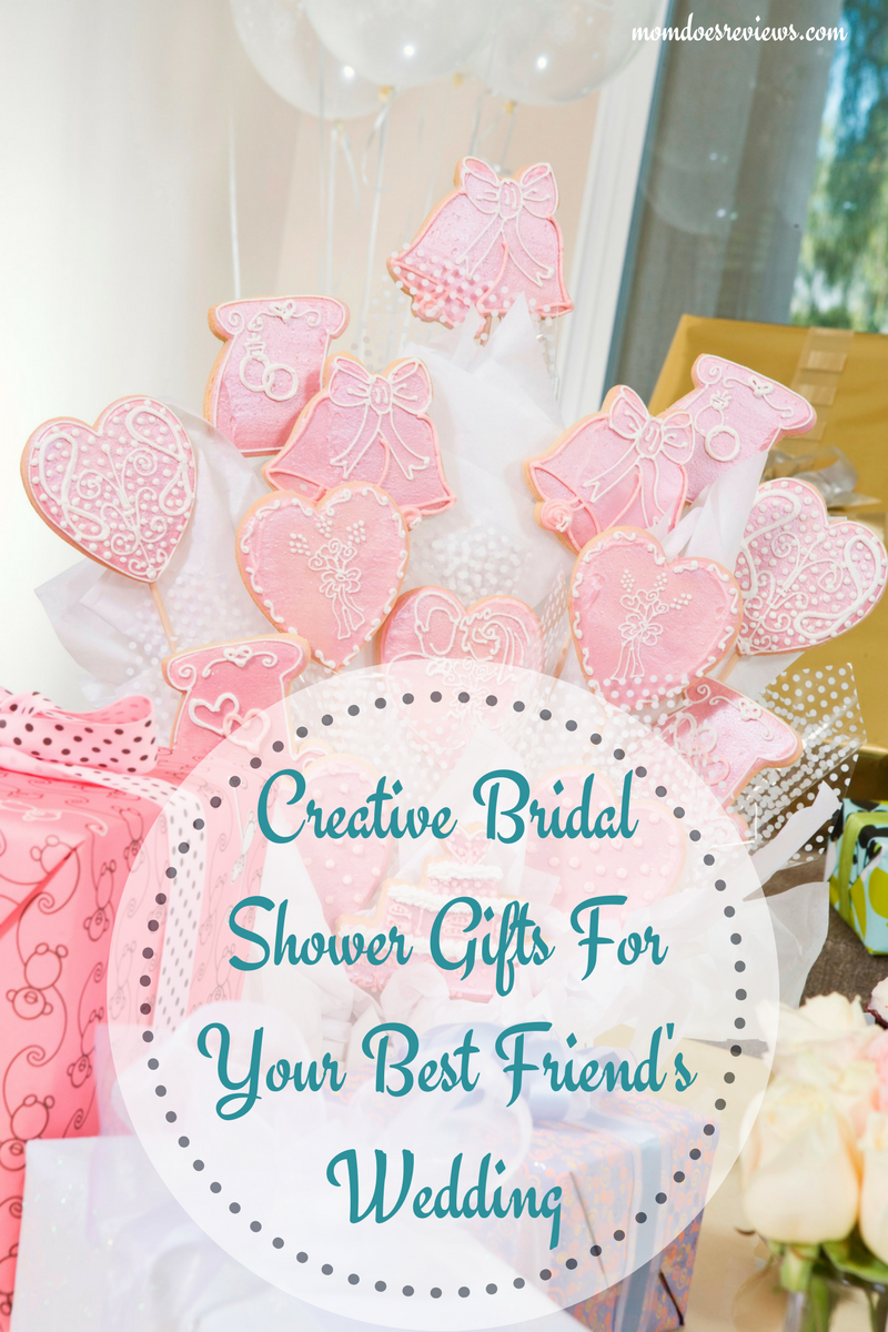 Creative Bridal Shower Gifts For Your Best Friend\'s Wedding -