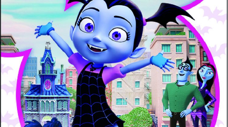 Vampirina coming to Disney DVD October 17th