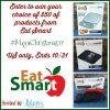 EatSmart Giveaway #MegaChristmas17