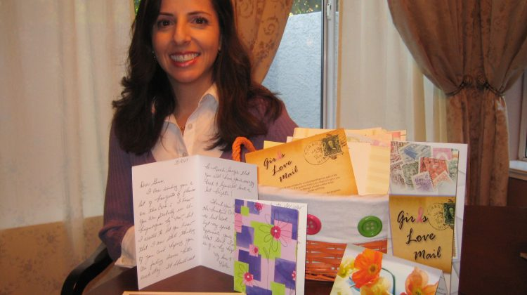 Girls Love Mail and Breast Cancer Awareness #SocialGood