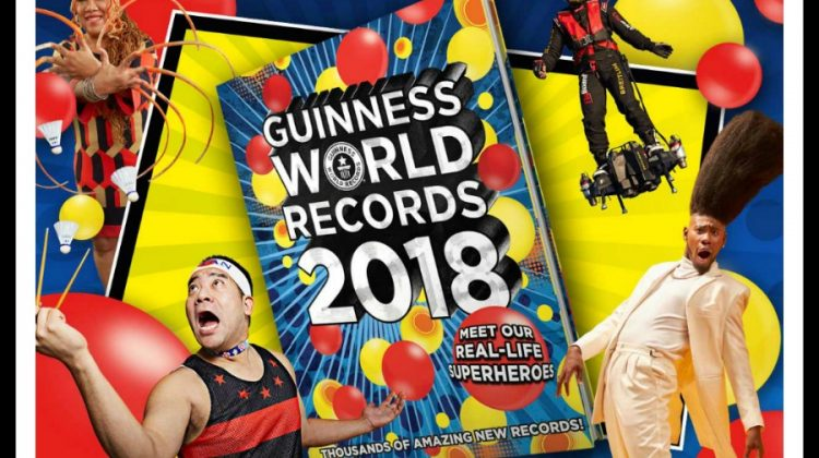 NEW Guinness World Records Books Available #MegaChristmas17