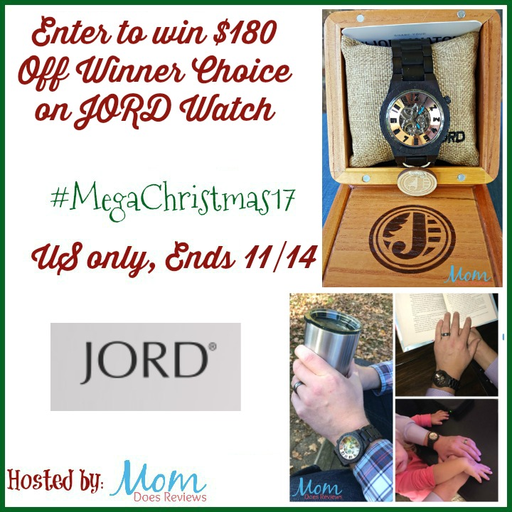$180 off Winner Choice on JORD Watch