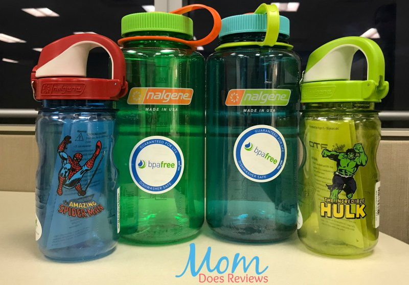 5794e27bcd Nalgene has a fabulous series of Marvel water bottles that are perfect for  your little action heroes this Christmas. Available in sizes 12-48 ounces,  ...