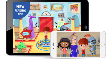 Take the Guesswork out of Teaching Children to Read with Phonics Museum app #ad
