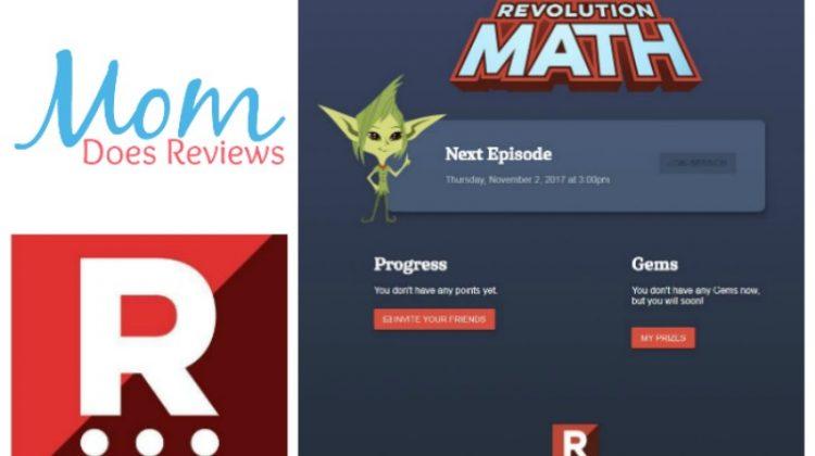 Make Learning Math Fun with Revolution Math #MegaChristmas17