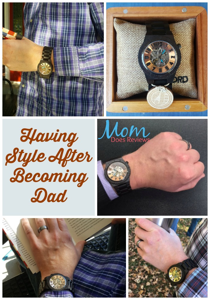 Style After Becoming Dad