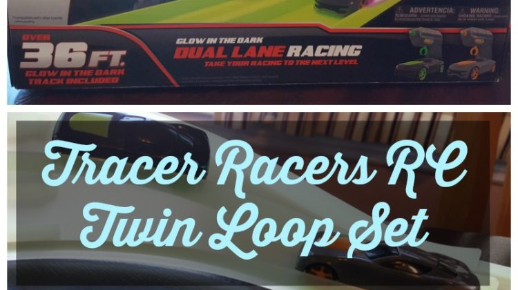 Tracer Racers RC Twin Loop Set