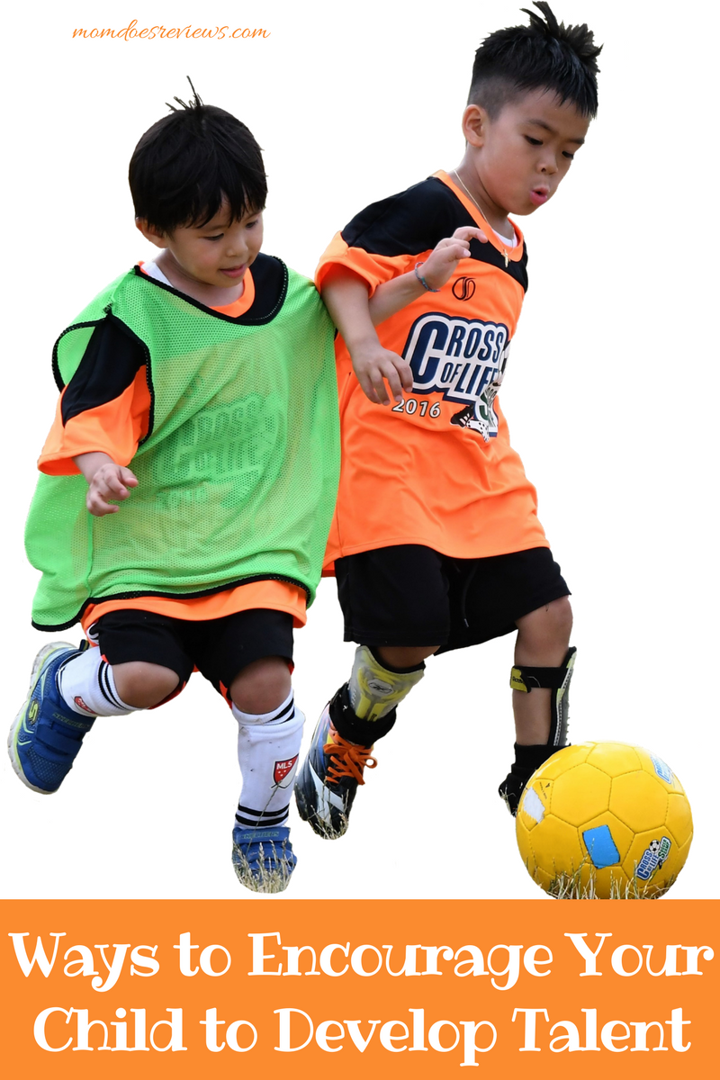 Ways to Encourage Your Child to Develop Talent