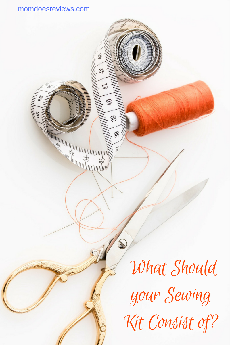 What Should your Sewing Machine Kit Consist of? Find out…