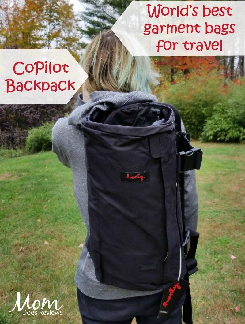 e58ca626c2 Henty CoPilot Backpack - The Best Garment Bag for Carry-On Travel ...