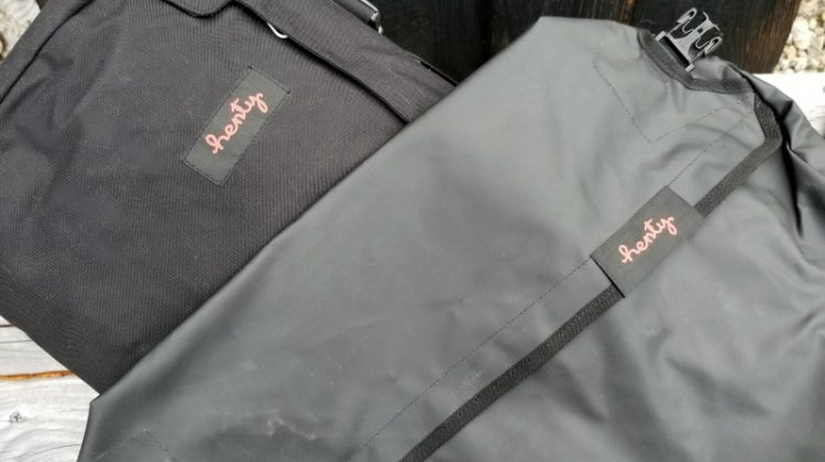 Henty CoPilot Backpack – The Best Garment Bag for Carry-On Travel! #MegaChristmas17