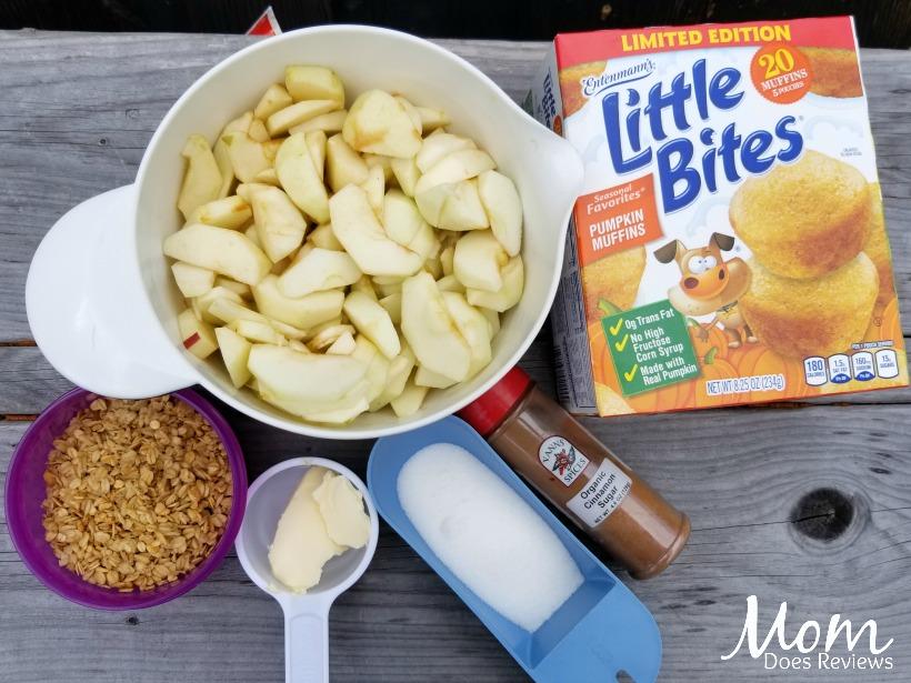 Entenmann's®Little Bites® Pumpkin Muffins