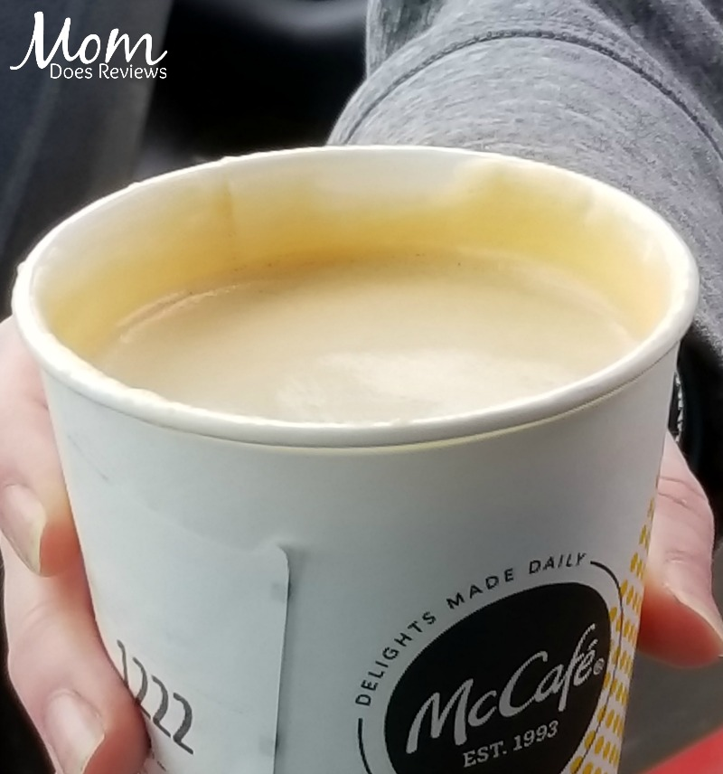 Try The New McCafe Coffees At McDonald's! Any Small For $2