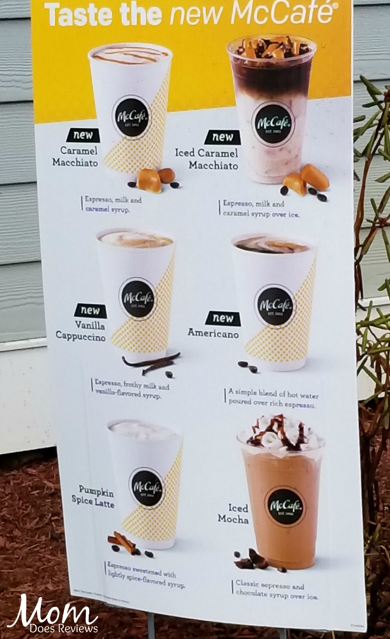 try a new Mccafe for $2