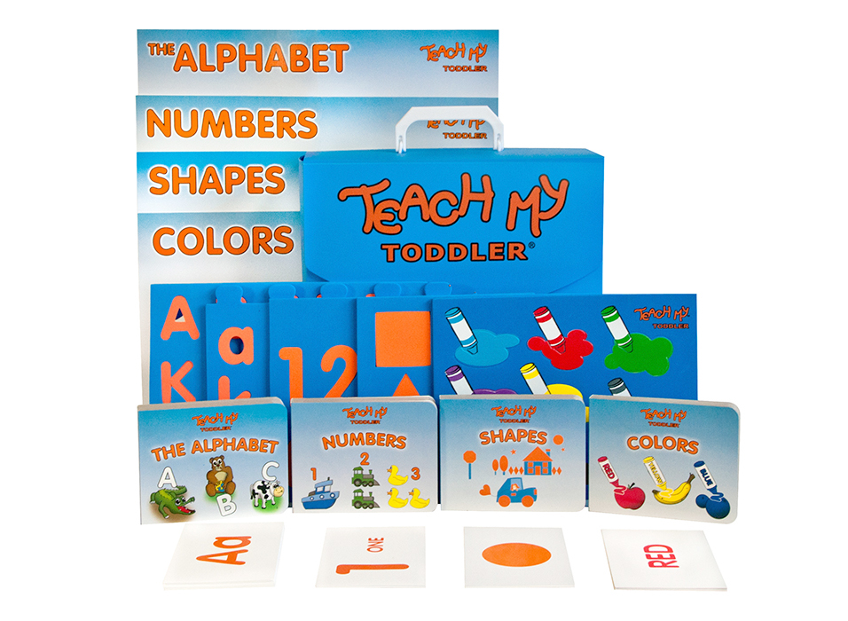 Learn While Playing with Teach My Products