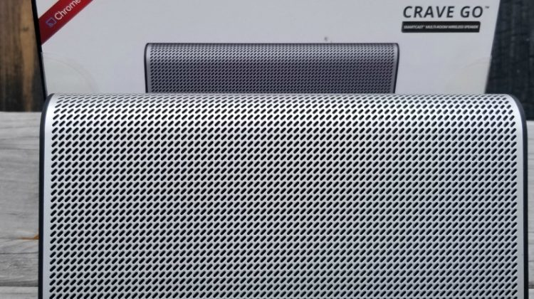 Love Music?  Get the Best Sound with Vizio Crave GO's Wireless Speaker! #ad #MegaChristmas17