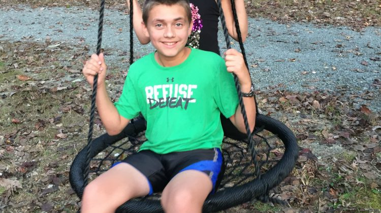 Renew the Appeal of Outdoors With Web Riderz Swing #review #MegaChristmas17