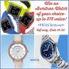 win armitron watch