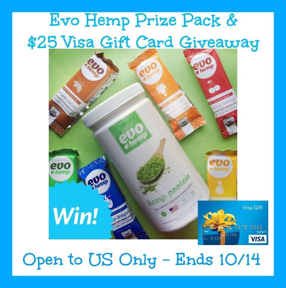 Evo Hemp Prize pack