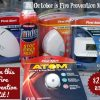 Fire Prevention kit