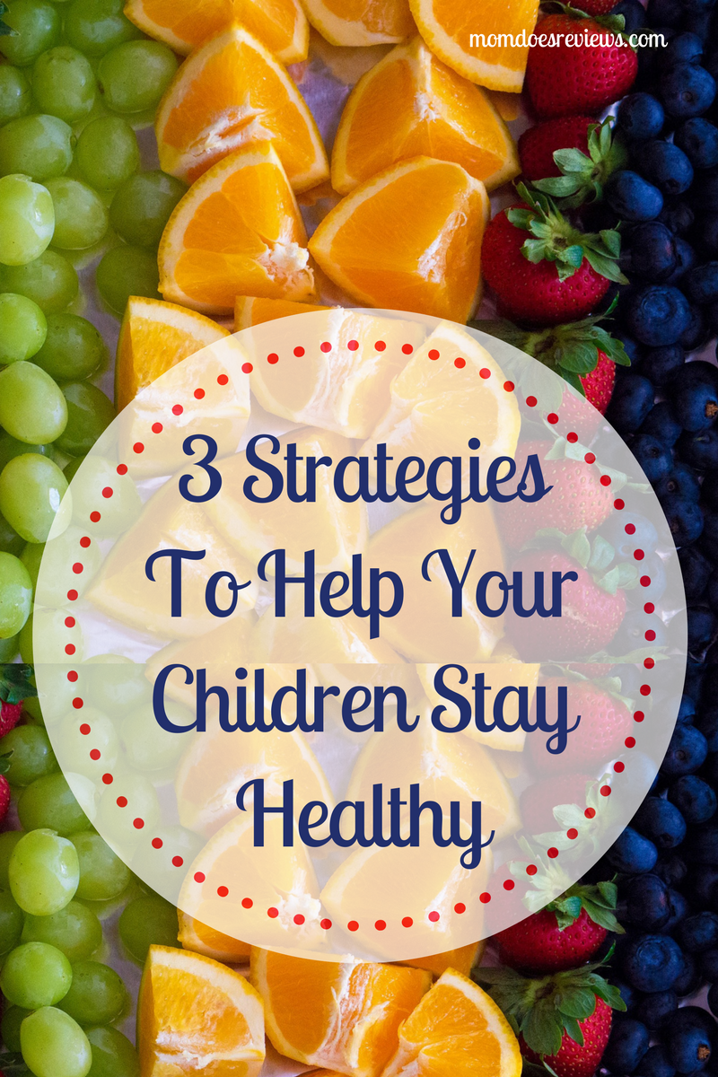 Holiday Health: 3 Strategies To Help Your Children Stay Healthy