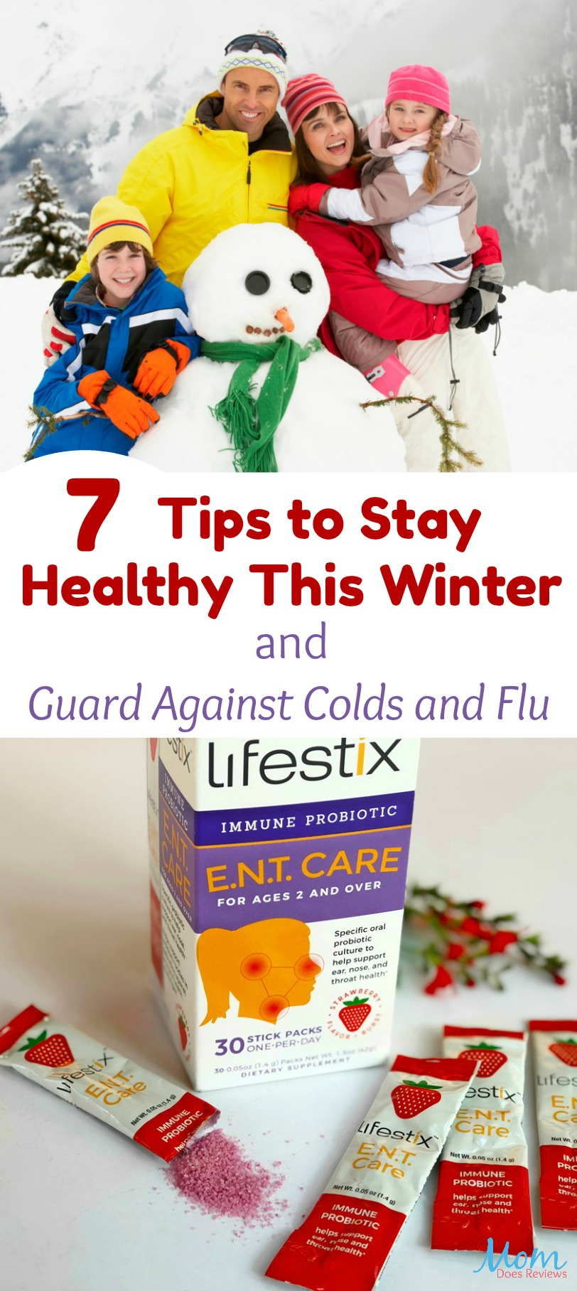 7 Tips to Stay Healthy This Winter and Guard Against Colds and Flu