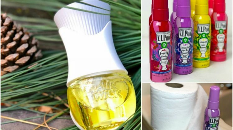 Air Wick Holiday Scents and V.I.Poo Spray for a Beautifully Scented Home this Holiday Season
