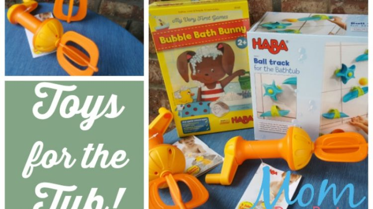 Toys for the Tub! #MegaChristmas17