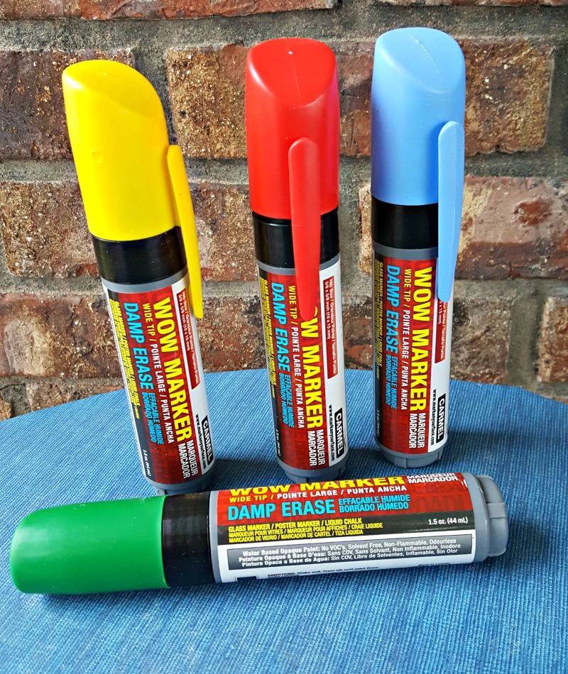 Carmel Industries Paint Markers & Crayons