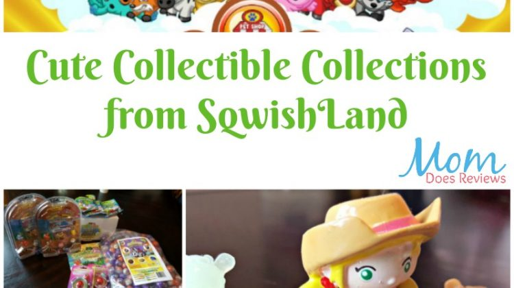 Cute Collectible Collections from SqwishLand #MegaChristmas17